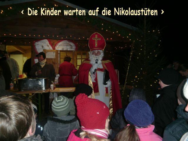 Nikolausfest 2010