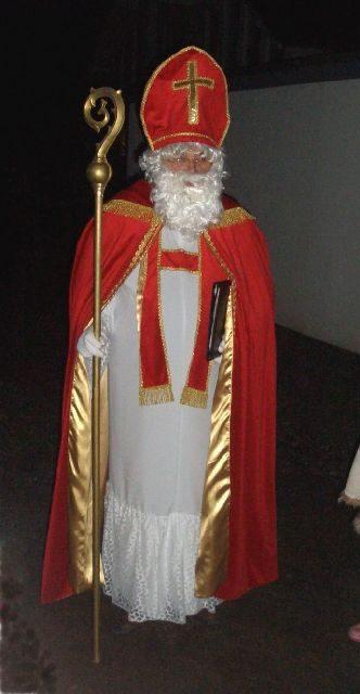 Ankunft des Nikolaus