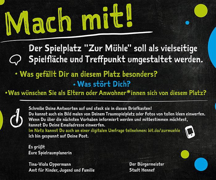 """Spielplatz """"Zur Mühle"""""""